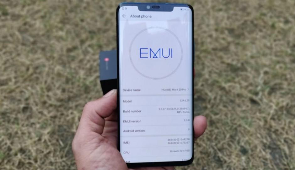 Huawei announces Global EMUI 10.1, Magic UI 3.1 update schedule