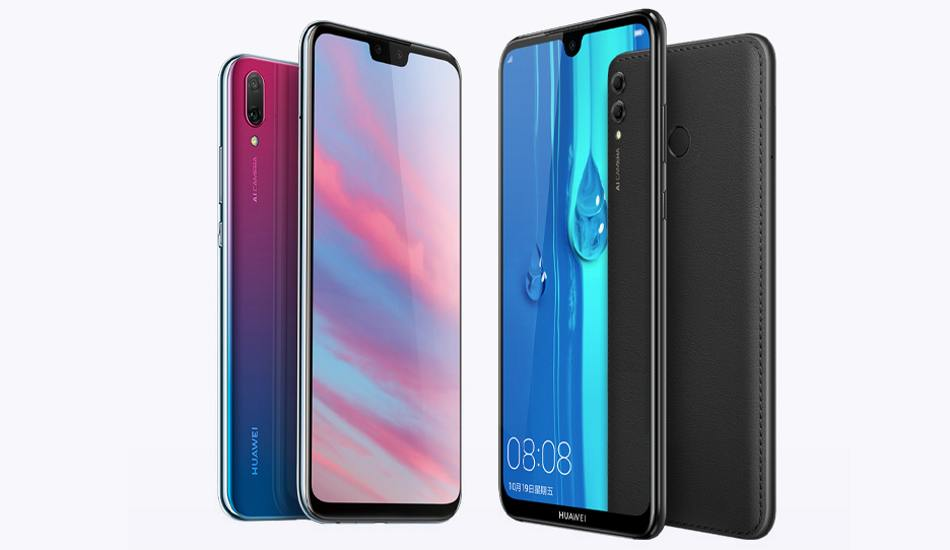 Huawei Enjoy 9 Plus and Enjoy Max launched in China