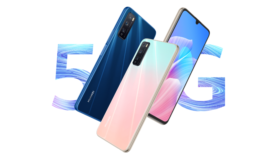 Huawei Enjoy Z 5G launched with Dimensity 800 processor, 48MP triple rear cameras