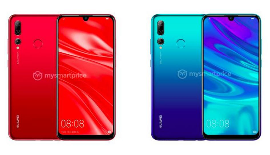 Huawei Enjoy 9S specs and images leaked