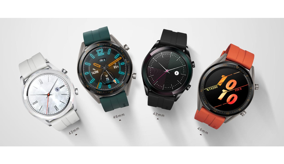 Huawei announces new Watch GT editions, FreeLace neckbuds, FreeBuds Lite, smart glasses