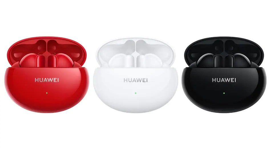 Huawei FreeBuds 4i announced with ANC, 10 hours of playback