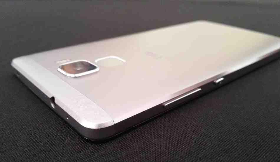 Huawei Honor 7 in pics