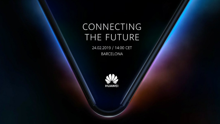Huawei's foldable smartphone to be unveiled at MWC 2019