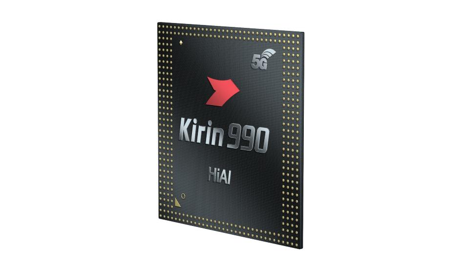Huawei HiSilicon Kirin 990, Kirin 990 5G 7nm SoCs announced