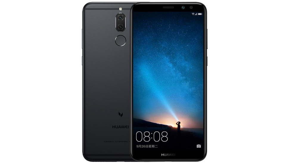 Huawei Maimang 6 goes official with 5.9 inch full HD+ display and four cameras