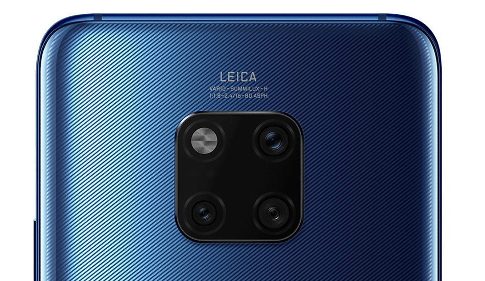 Huawei Mate 20 Pro leak leaves nothing left to imagine about, including pricing