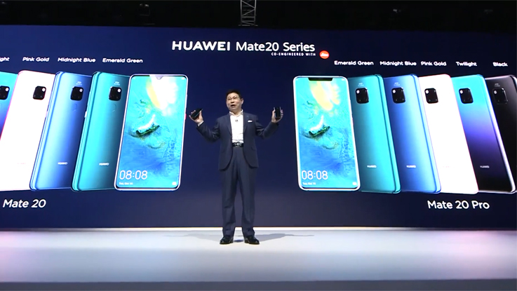 Huawei Mate 20 Pro to launch in India next month, will be Amazon exclusive