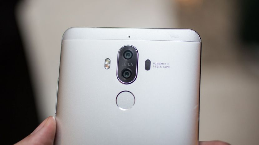 Huawei Mate 10 expected in October