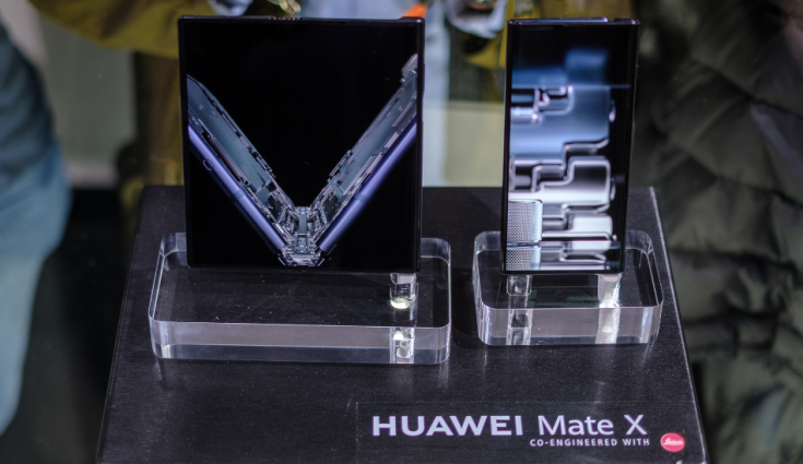 Huawei Mate X2 confirmed to be powered by the Kirin 9000