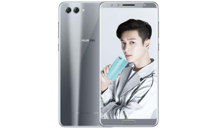 Huawei Nova 2s launched with four cameras and 18:9 display
