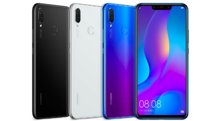 Huawei Nova 3, Nova 3i launched in India, AI to make shopping easy