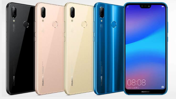 Huawei Nova 3e with 5.84-inch Full HD+ display and iPhone X-like notch announced