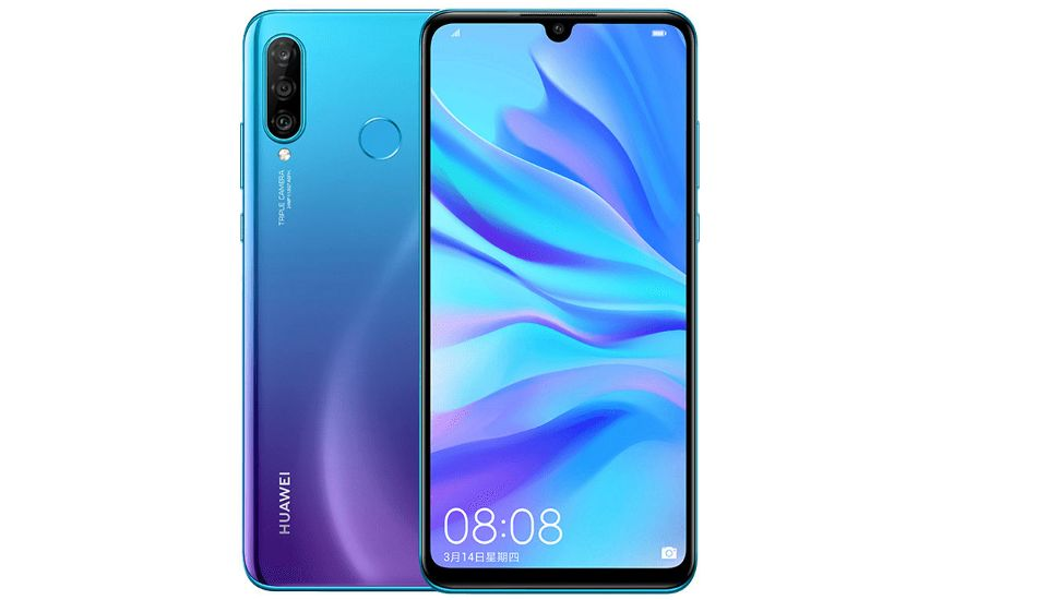 Huawei Nova 4e launched with 6.15-inch FHD+ display, triple rear cameras, 32MP front camera