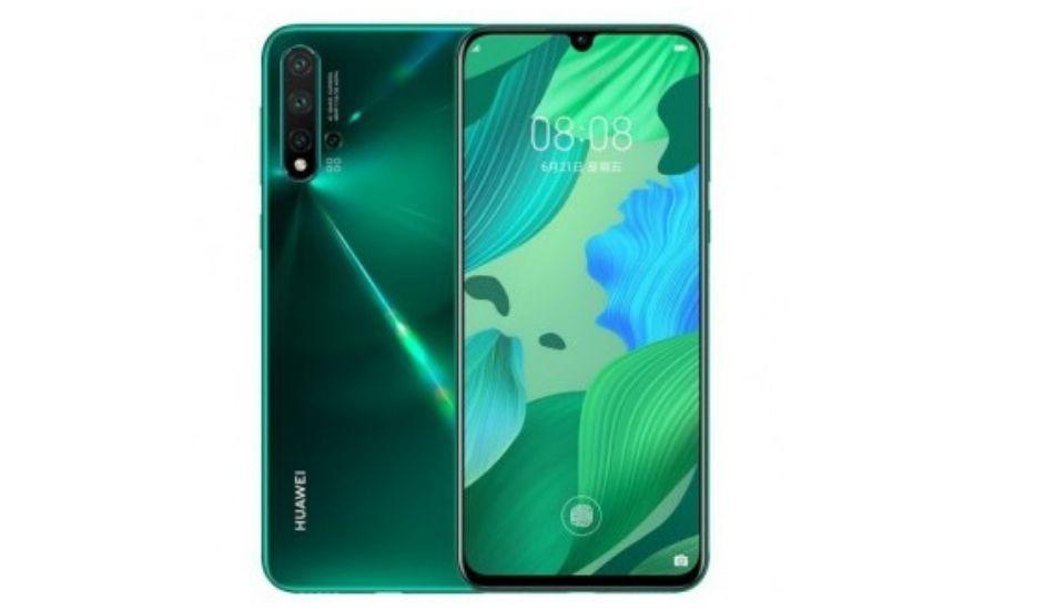 Huawei Nova 5 might feature new 7nm Kirin 810 chipset, Nova 5 Pro images leaked