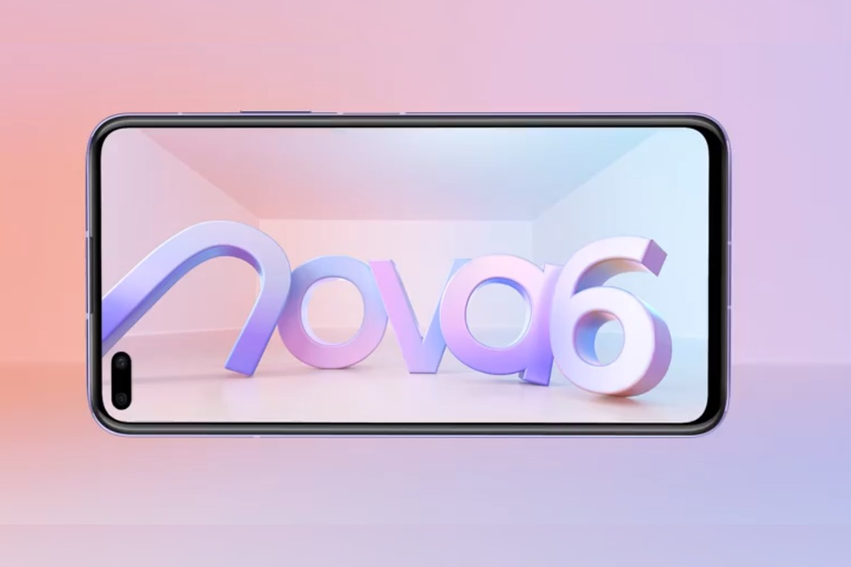 Huawei Nova 6 5G to be announced on December 5
