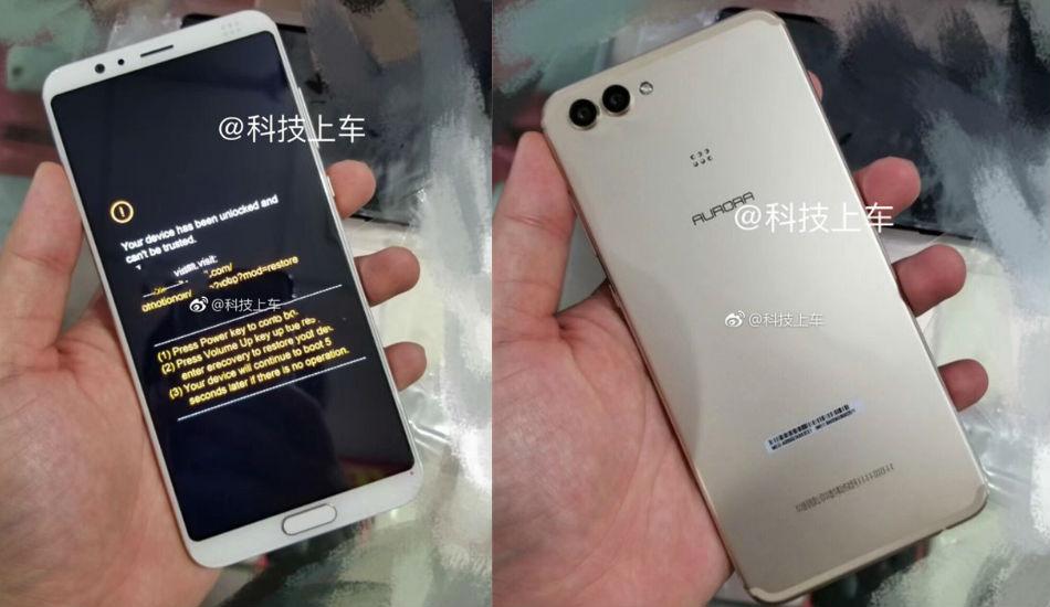 Alleged Huawei Nova 3 hands-on images leaked online