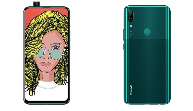 Huawei pop-up camera smartphone to launch in India this month under Rs 20,000