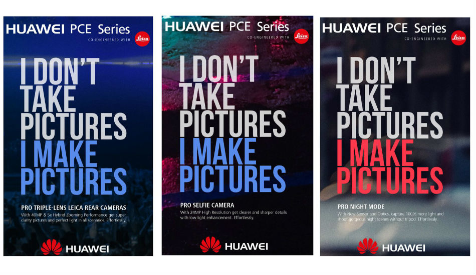 Huawei P11 might come with 40-megapixel three camera setup at the back