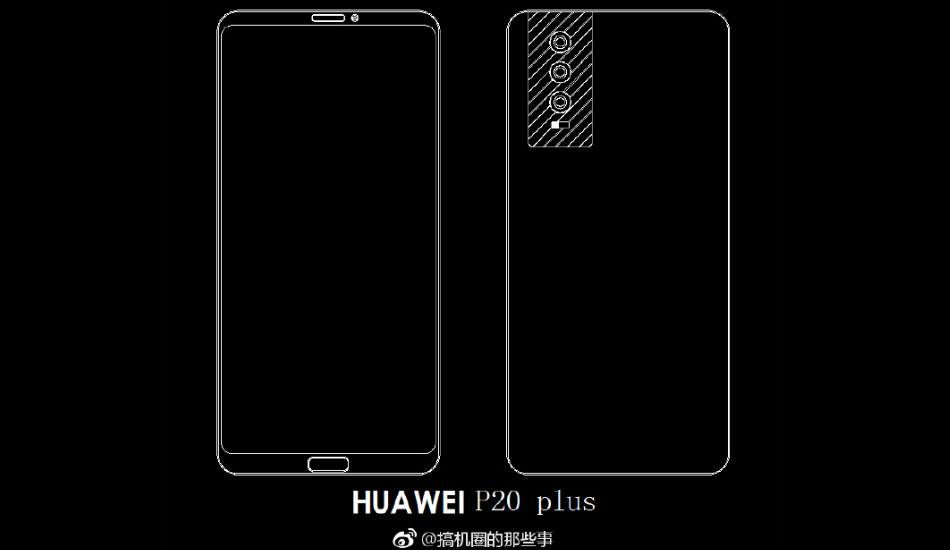 Huawei P20 Plus to feature 4,000mAh battery and Always On Display: Report