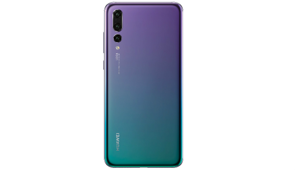 Huawei P20 Pro to come with a new Chromatic colour option