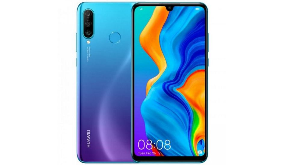 Huawei P30 Lite Android 10 update starts rolling out