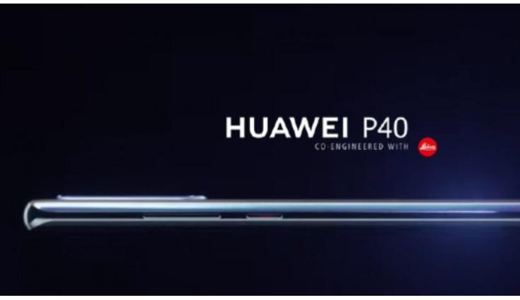 Huawei P40, P40 Pro camera details leaked online
