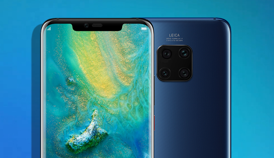 Huawei will introduce a quad-camera flagship with 10X zoom in 2019