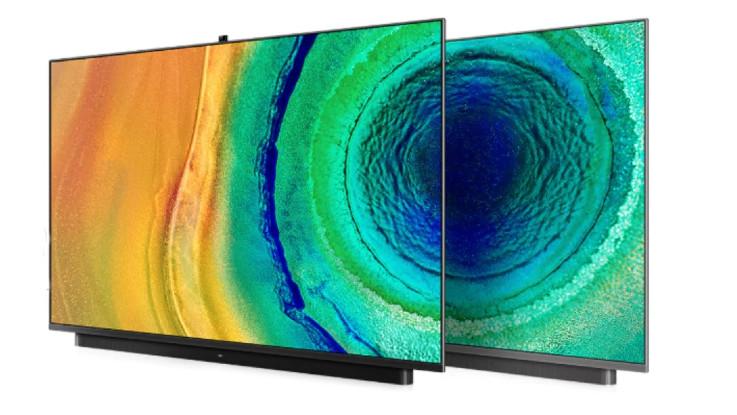 Huawei Smart Screen V55i TV with pop-up camera announced
