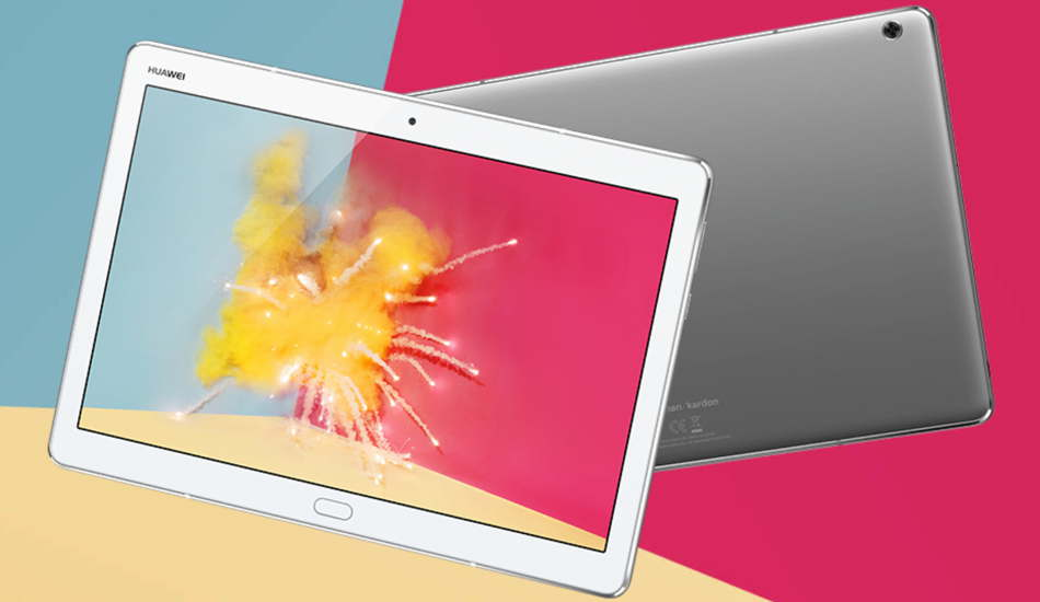 Huawei MediaPad T5 with 10.1-inch FHD display, Kirin 659 SoC launched in India
