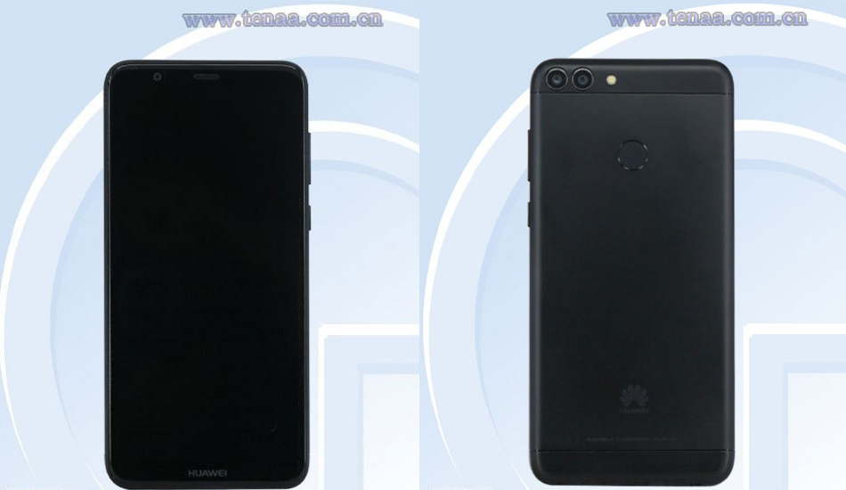Huawei phone with a 5.71-inch waterdrop notch display, Android Pie gets TENAA certification