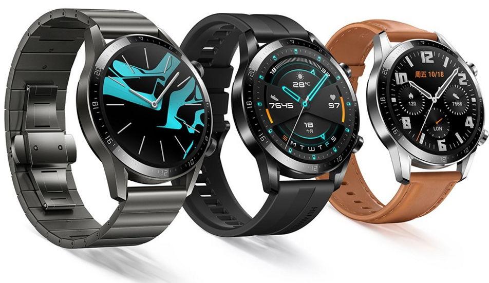 Huawei Watch GT 2,  FreeBuds 3 announced with Kirin A1 chip