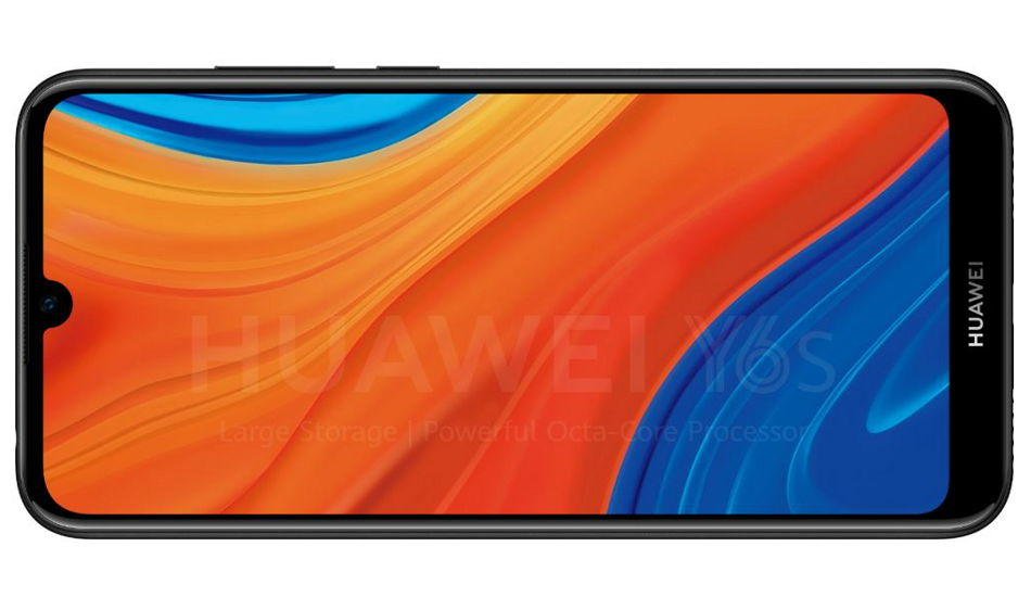 Huawei Y6s launched with 6.09-inches dewdrop display and MediaTek Helio P35