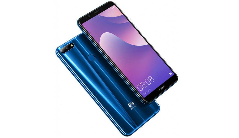 Huawei Y7 Prime 2018 launched with 5.99-inch HD+ display and dual rear cameras