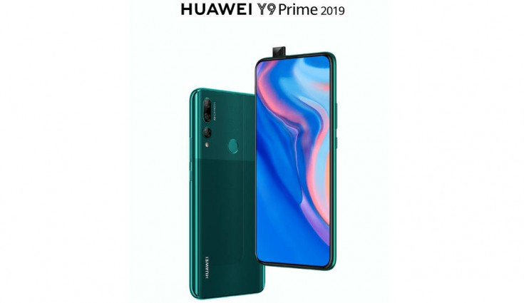 Huawei Y9 Prime 2019 set to launch in India on August 1