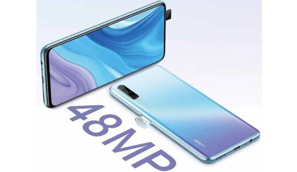 Huawei Y9s to launch soon in India, now listed on company's website and Amazon