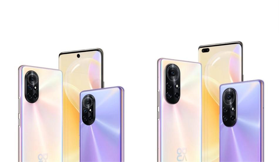 Huawei Nova 8, 8 Pro launched in China