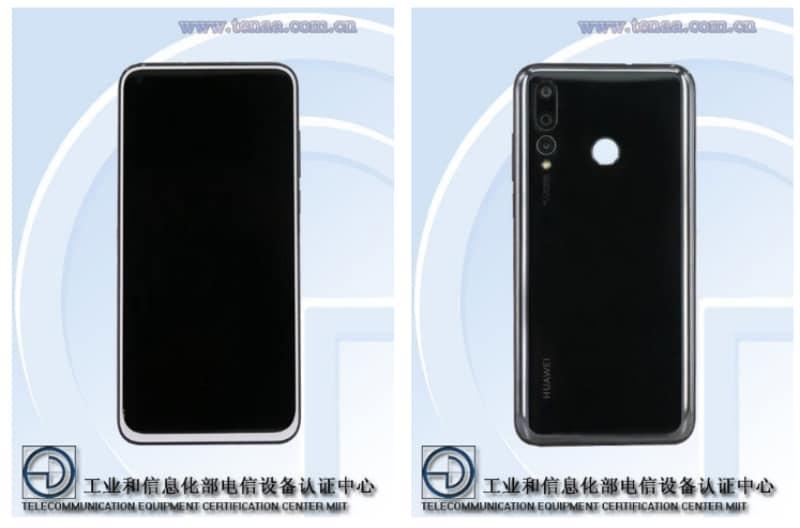 Huawei Nova 4 with 6.41-inch display, triple rear cameras gets TENAA certification
