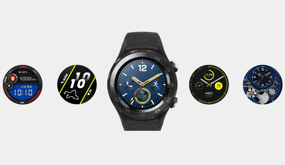 Huawei Watch 2 (2018) will come with standalone LTE support