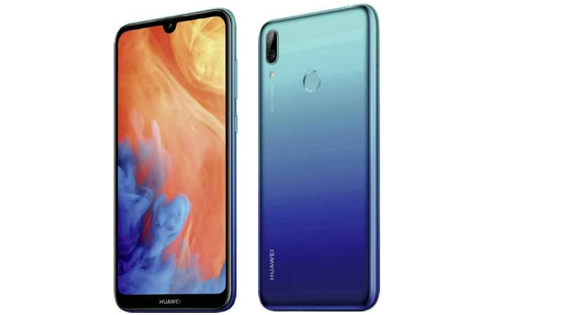 Huawei Y7 (2019) goes official with 6.26-inch display, dual camera and 4,000mAh battery