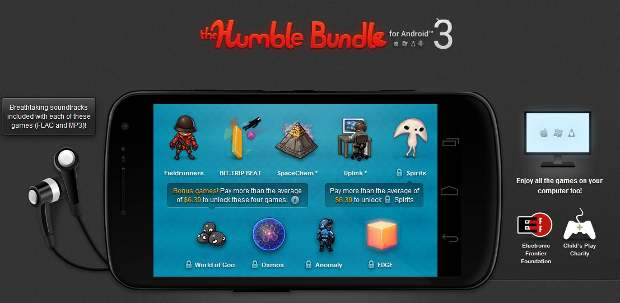 Humble Note 3 out now for Android