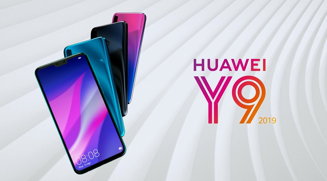Huawei Y9 2019 announced with quad cameras, 4,000mAh battery
