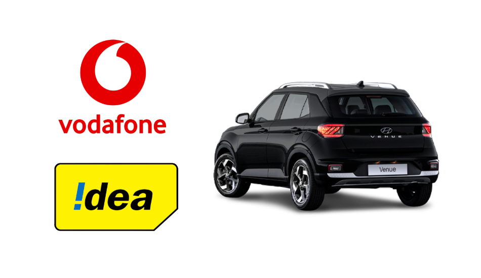 Vodafone Idea to offer Connected Car functionality inside Hyundai Venue Connected SUV
