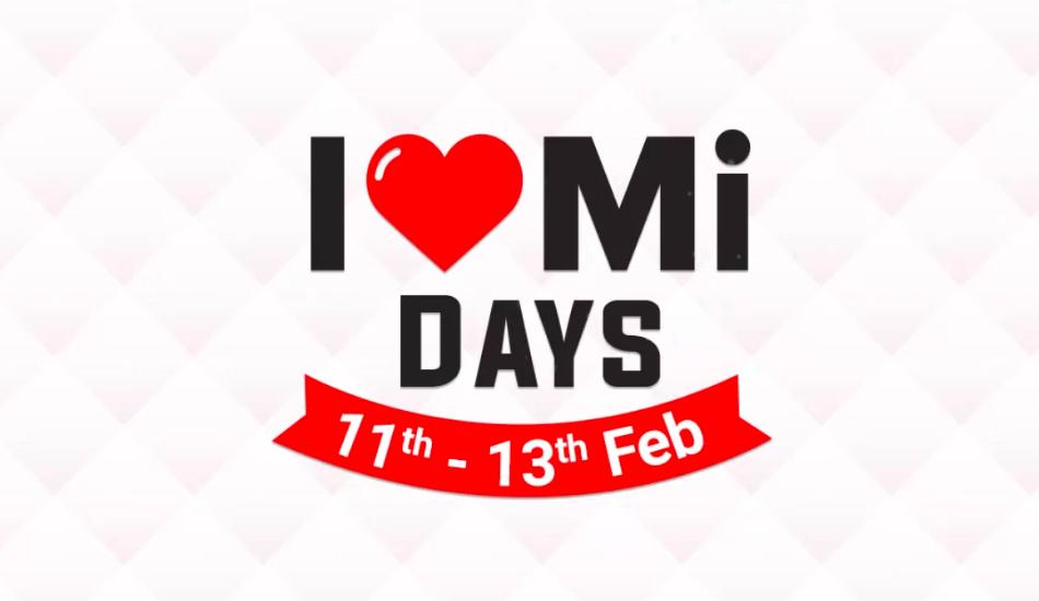 Xiaomi I Love Mi Days sale : Top deals on Poco F1, Xiaomi Redmi Note 6 Pro and more