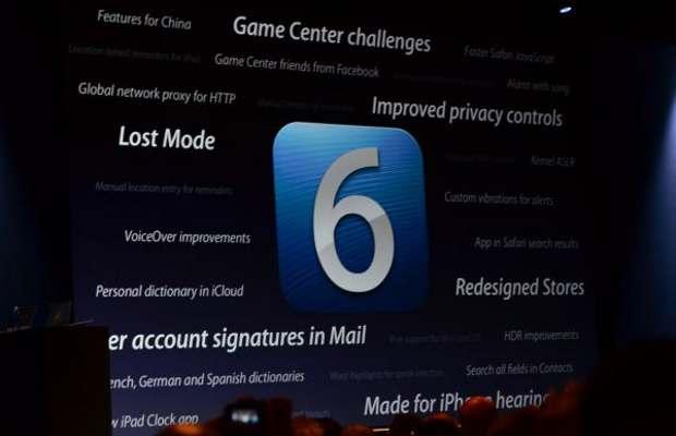 Apple announces iOS 6.0, dumps Google Map