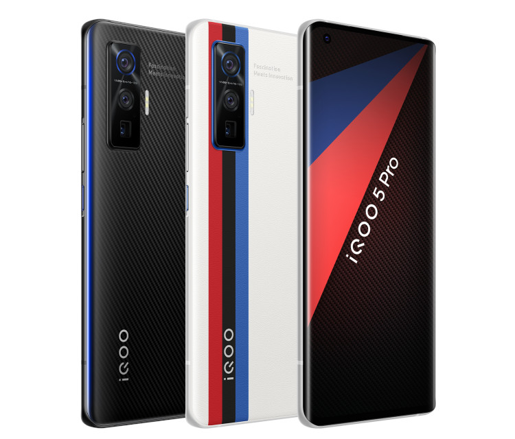 iQOO 5 and iQOO 5 Pro announced with 120Hz display, Snapdragon 865 SoC
