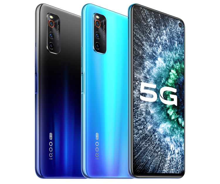 iQOO Neo 3 launched with Snapdragon 865 SoC, 48MP triple rear cameras