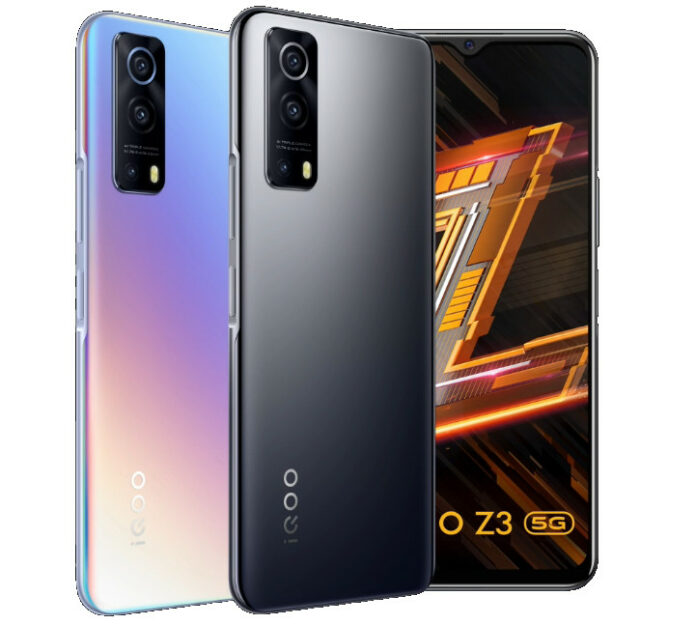 iQOO Z3 5G launched in India: Price, Specifications, Availability and more
