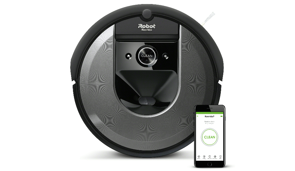 iRobot Roomba i7, i7+ smart robotic vacuum cleaners launched in India, starts at Rs 69,900