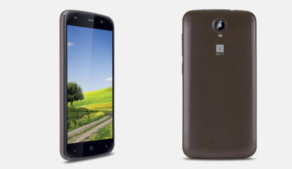 iBall Andi 5L Rider with 5-inch display, Android Lollipop launched at Rs 4,699
